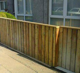 Fencing repairs