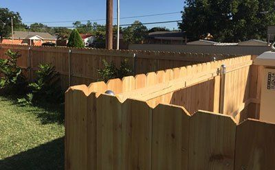 Custom Fence Abilene, TX