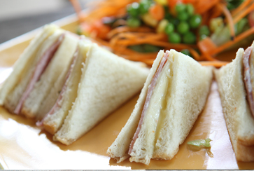Sandwiches prepared by exceptional deli in Cincinnati, OH
