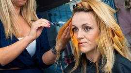applicazione extensions capelli