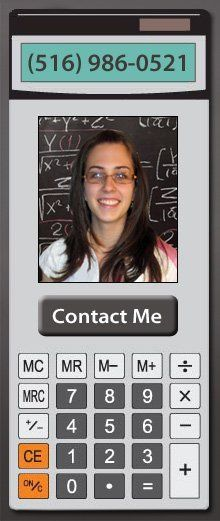 Contact Garden City Math Tutor for Pre-Algebra Tutoring