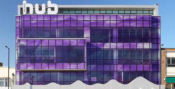The Digital Hub in Middlesbrough