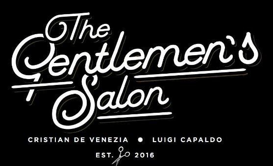 THE GENTLEMEN'S SALON logo