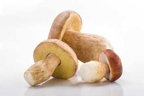 tre funghi