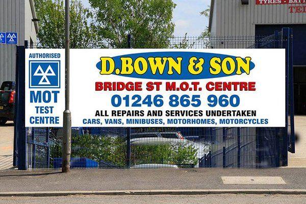 car service centre advertisement