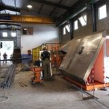 lavorazione metallo tondo