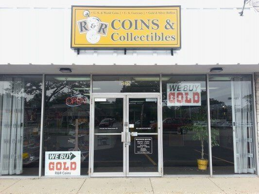 Coins and Collectibles | Downers Grove, Il  | R & R Coins and