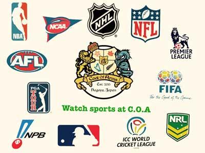 Watch Sports in Nagoya