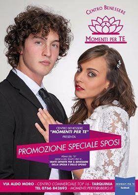 pacchetto promo speciale sposi
