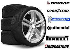 Brands of tyres we supply at our garage in Huddersfield