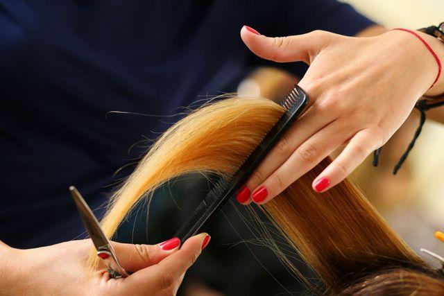 parrucchiere  per taglio donna