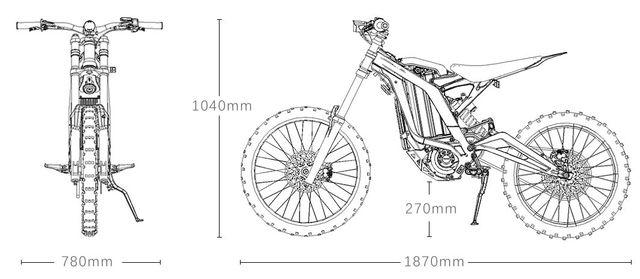 Sur-ron Electric Bikes