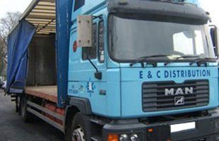 For haulage services in Preston call E and C Distribution