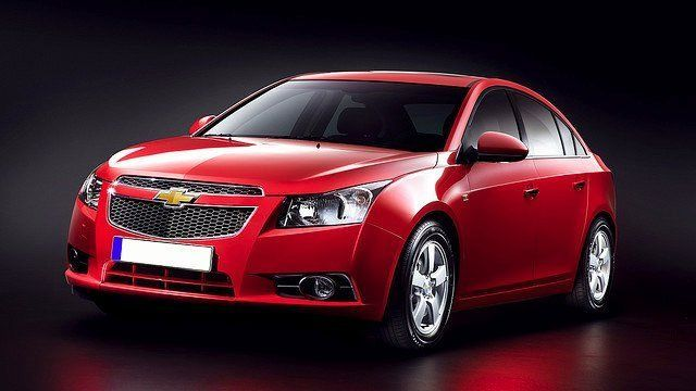 Chevrolet Cruze by ChevroletCruze, used under CC BY 2.0