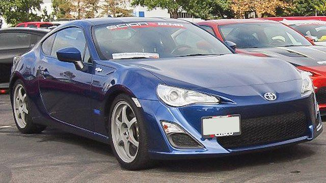 Scion FRS RC Cup 2012 by Moto Club4AG Miwa, used under CC BY 2.0