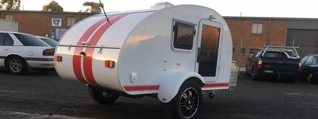 The Teardrop Camper Company - South Windsor, NSW - Our Range