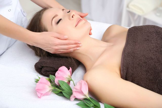 Massaggio per il viso