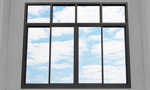Persiane in alluminio casorate sempione va signorini for Disegno di finestra aperta