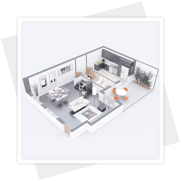 Progettazione di illuminazione da interni