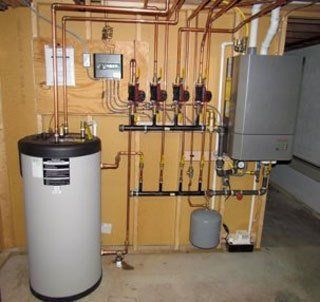 Water Heater Installation Tankless Heaters In