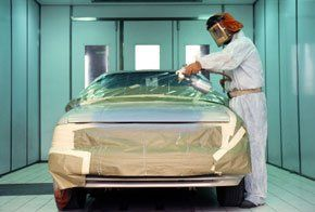 Vehicle repair - Morfa - Campaillas - Car paint