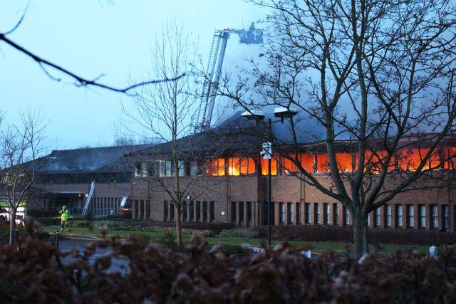 residential fire alarm