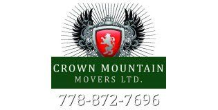 Crown Mountain Movers Ltd. logo