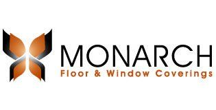 Monarch Floor & Window Coverings logo