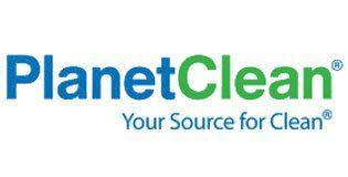 Planet Clean logo