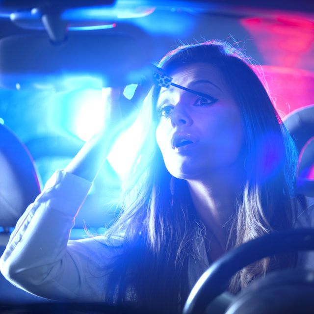 A woman in need of a traffic violation attorney in Honolulu, HI