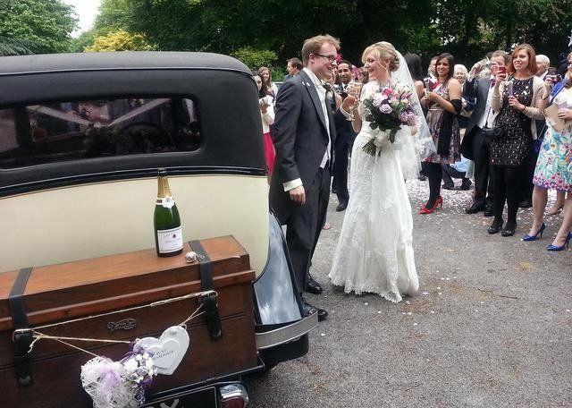 Birthday Car Hire Cloud Nine Classic Weddings Ltd
