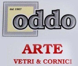 ODDO ARTE VETRI E CORNICI-logo