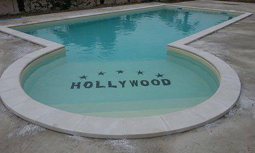 creazione di una piscina da parte di PISCINE CASARIN DAVIDE
