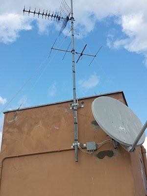 Sistema di ricezione della televisione digitale terrestre