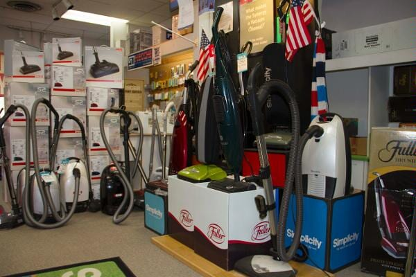 Vacuum Cleaner Repair   Morris, Hunterdon, Sussex, Warren