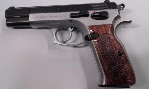 PISTOLA TANFOGLIO THE ULTRA
