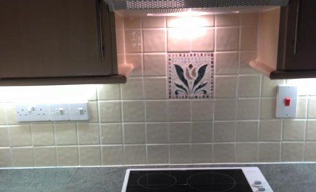 designer kitchen tiles