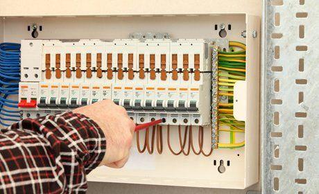 fuse board maintenance