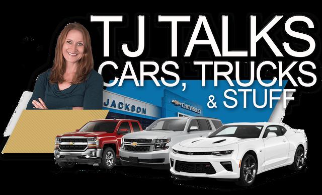 Good TJ Talks Cars U0026 Trucks   Jackson Chevrolet   New Chevyu0027s CT