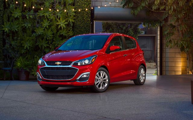... Little Small A Lot Of Fun 2019 Chevrolet Spark At Jackson Chevrolet In MIddletown  CT ...