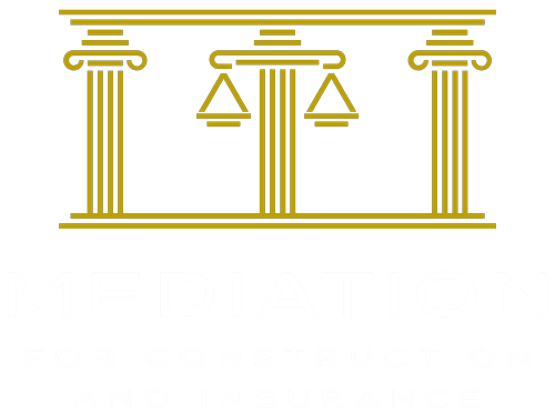 Mediation for Construction logo