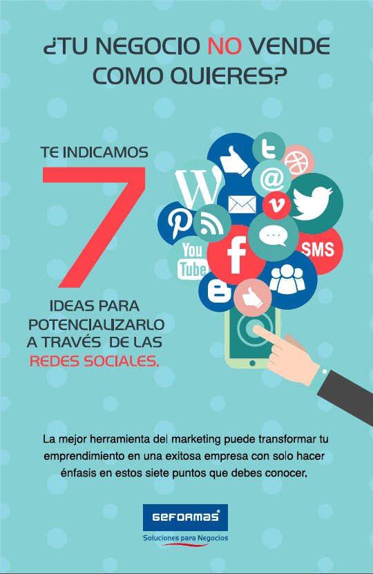 Descargar Ebook 7 Ideas Redes Sociales