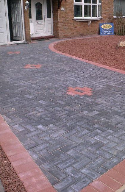 Paving block replacement