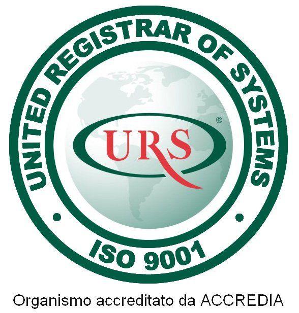 united registrar of system ISO 9001 - logo