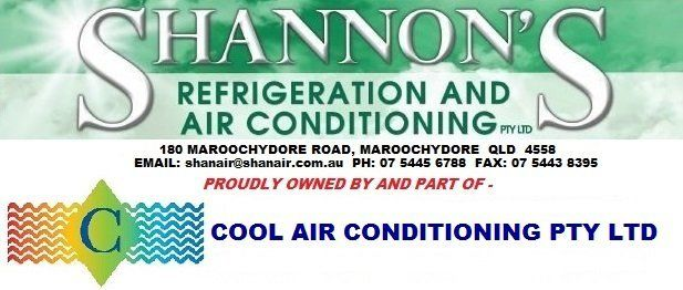 Shannon's Refrigeration And Air Conditioning logo