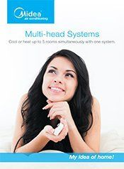 Midea Multi Head Systems