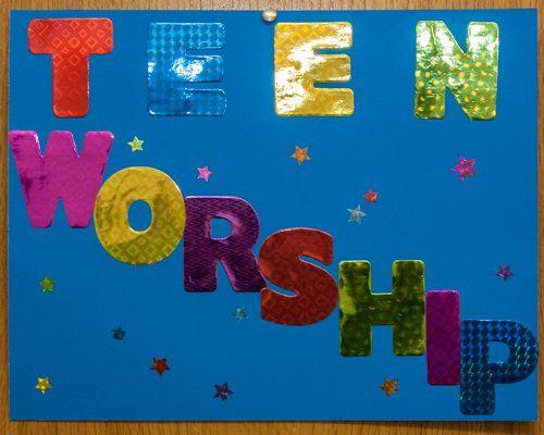 teen worship