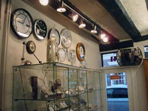 Jewellers - Bromyard, Herefordshire - David James Jewellery - Clocks