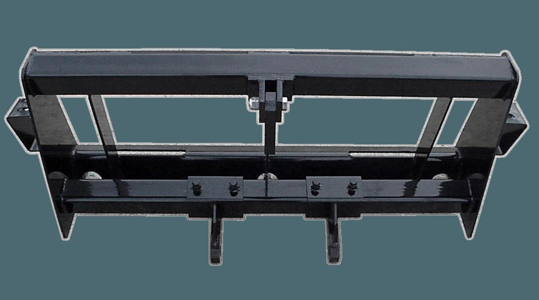 Three-Point Hitch Adaptor for Skid Steer Attachments | Berlon