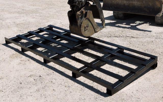 Mini Excavator Rack   Berlon Industries